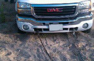 roadside assistance - winch out